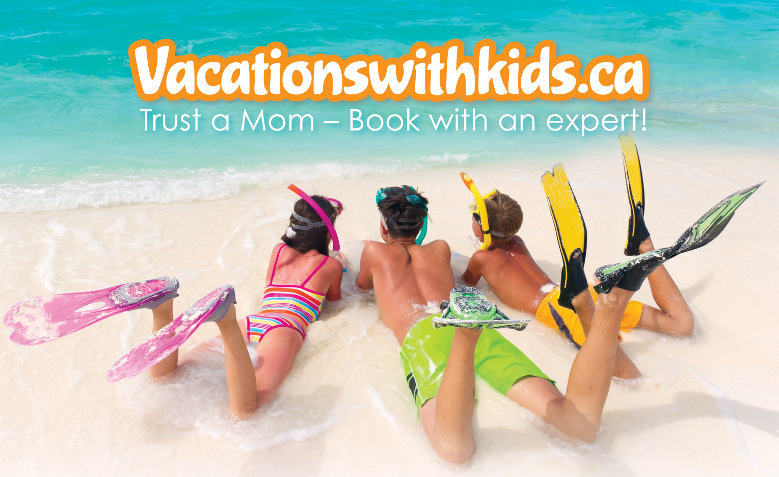 Welcome to the Vacations with Kids Website!