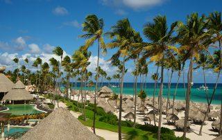 All-Inclusive beach resort Dreams Royal Beach