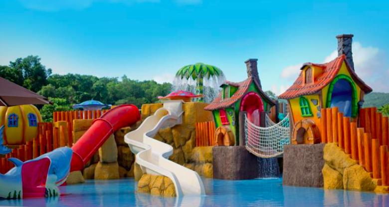 Grand Bahia Principe Jamaica family all inclusive beach resort