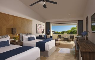 Renovated rooms at Now Sapphire Riviera Cancun
