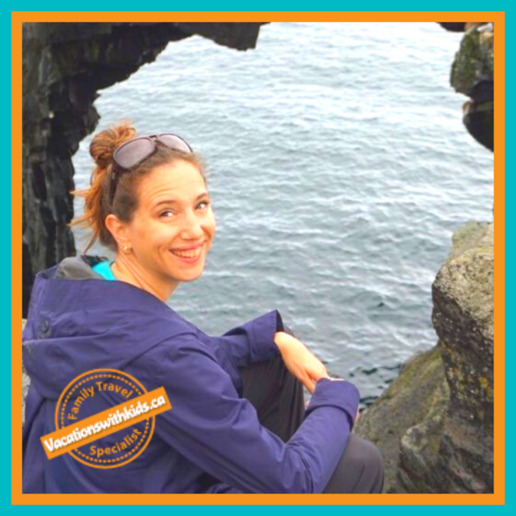 Jen Pearce, family travel specialist, vacations with kids, adventure travel