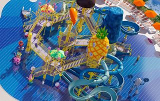 Nickelodeon Riviera Maya Aqua Nick waterpark