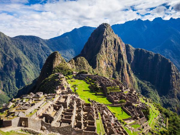 Machu Pichu Peru family vacation, adventure travel for families