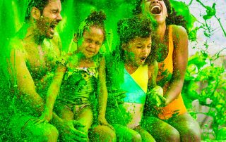 Nickelodeon Resort Riviera Cancun, family sliming, slime time, Nick Resorts, family all inclusive