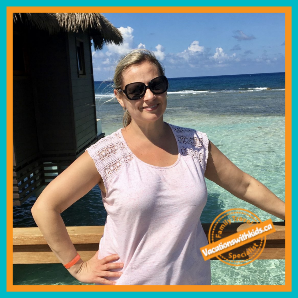 Liz Liabotis, family travel specialist, vacations with kids, all inclusive vacations
