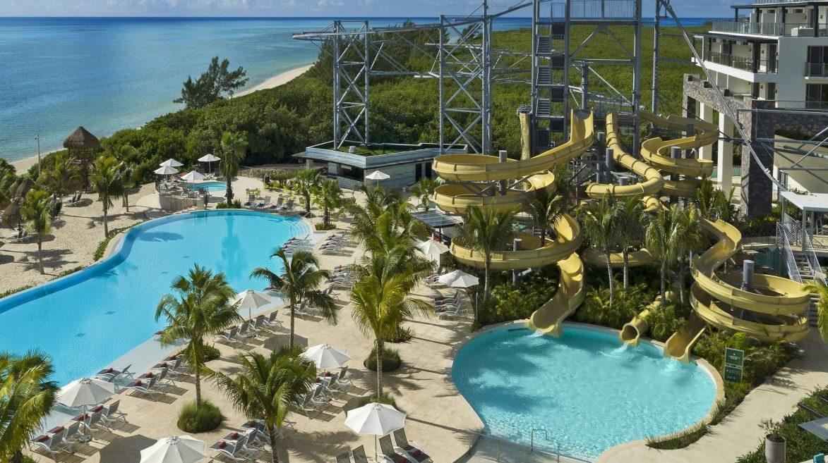 New Dreams Natura Resort Riviera Cancun now open!
